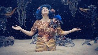 Смотреть клип Björk - Mutual Core
