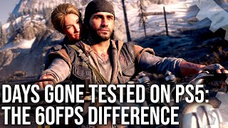 Days Gone on PS5 - Super Smooth at 60FPS - But Can It Survive The Horde?