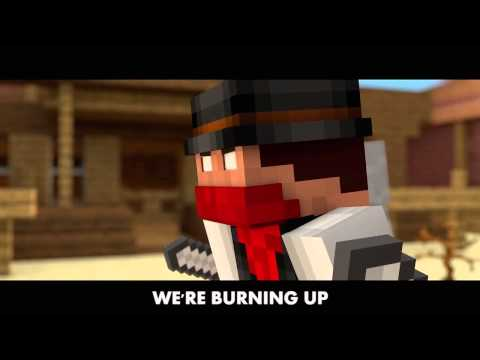 Animado de willyrex the Miners in the sun :D