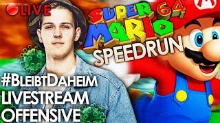 Speedrun Samstag #LivestreamOffensive