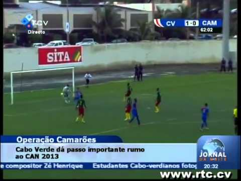 Cape Verde 2-0 Cameroon: 2013 African Cup of Nations