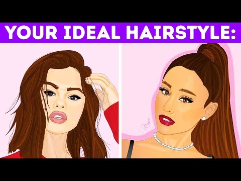 What Is Your Ideal Haircut?