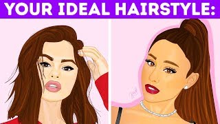 what is your ideal haircut
