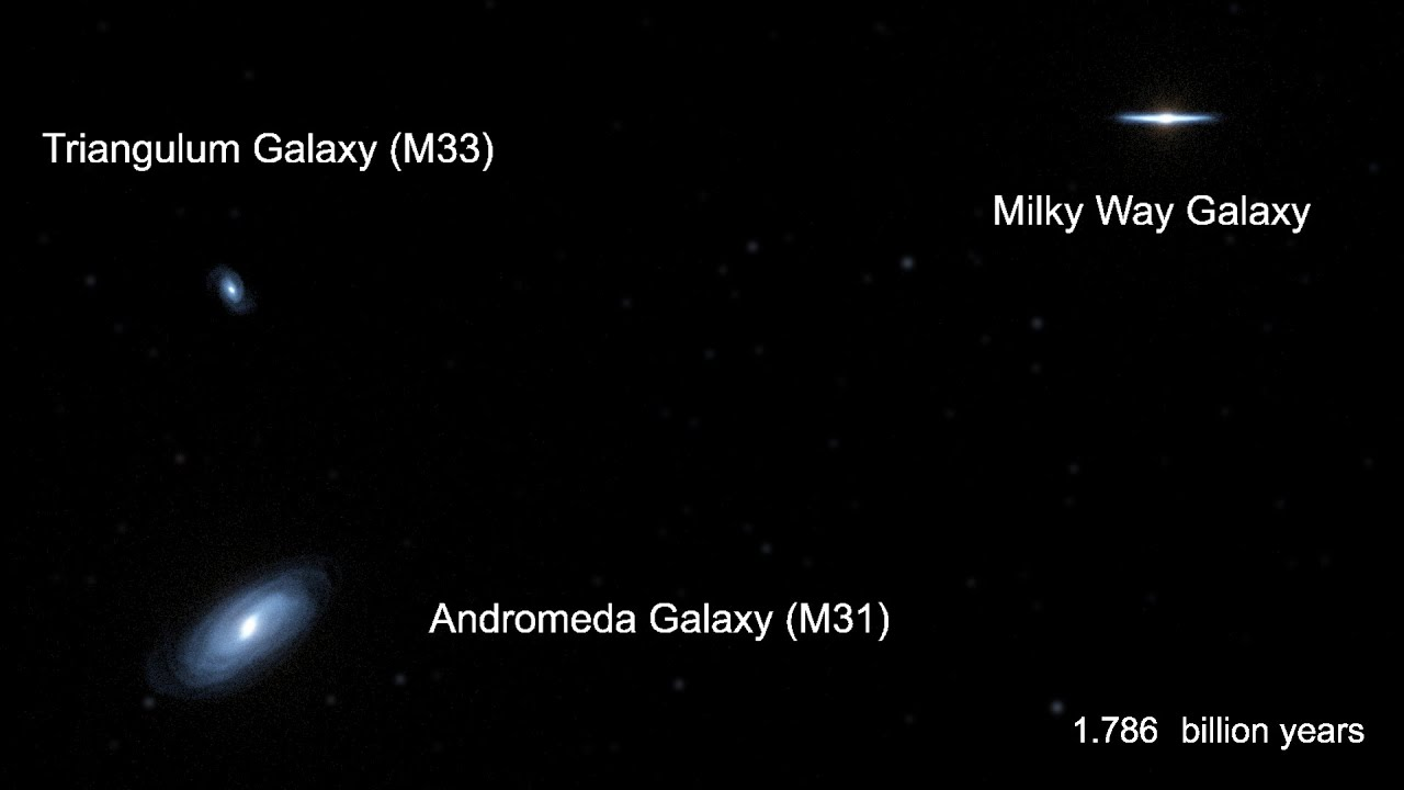 m110 andromeda diagram milky way andromeda diagram crash of the titans: milky way & andromeda collision ...