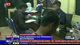 Video Polisi Periksa 2 Tersangka Kasus Persekusi di Cikupa download MP3, 3GP, MP4, WEBM, AVI, FLV Mei 2018