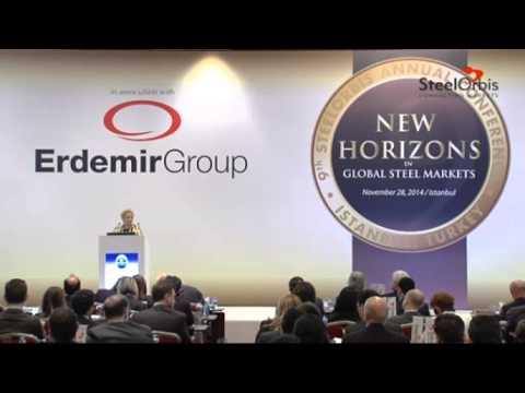 9th SteelOrbis Annual Conference, November 28, 2014 -Basak Turgut, Erdemir Group-