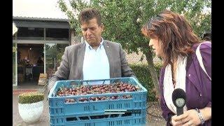 Nia en Hennie op zoek naar bijzondere locaties: Fruittuin Verbeek