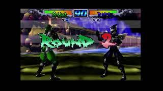 Dual Heroes (N64) Longplay Gun [HD]