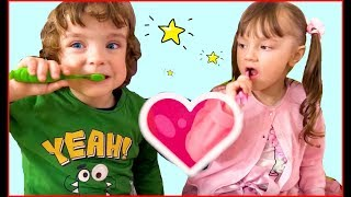 Gambar cover Ksenia babysitter for Makar and No No song