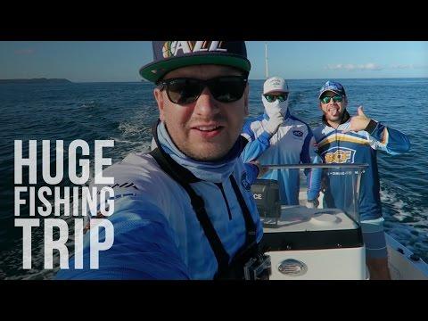 Tuna and Mackerel - Biggest Vlog Ever!