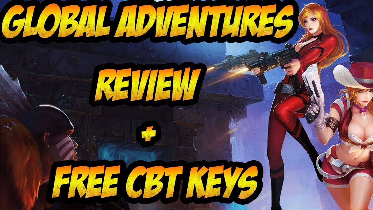 Global Adventures - 3 Min Review + FREE Closed Beta Keys Giveaway