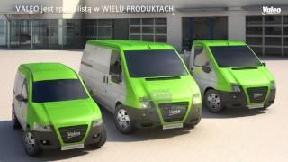 Oferta Valeo dla pojazdów ciężarowych, dostawczych, autobusów oraz pojazdów rolniczych.