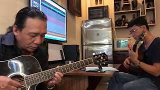 Giọt Nước Mắt Cho Quê Hương - Trịnh Công Sơn ( song tấu Guitar )
