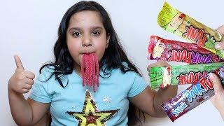 Fingers Family Kid Song Colorful candy Cute shfa- Kinderlieder und lernen Farben Baby spielen