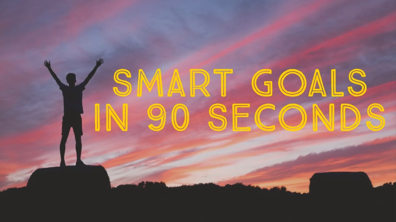 How to Set Personal & Professional SMART Goals (With