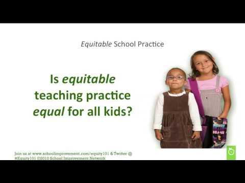 Equity 101 In Practice
