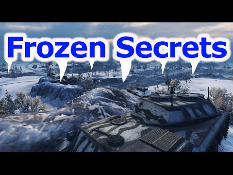 "World of Tanks: Amazing Positions #3 - ""Frozen Secrets"" (Arctic Region)(9.14)"