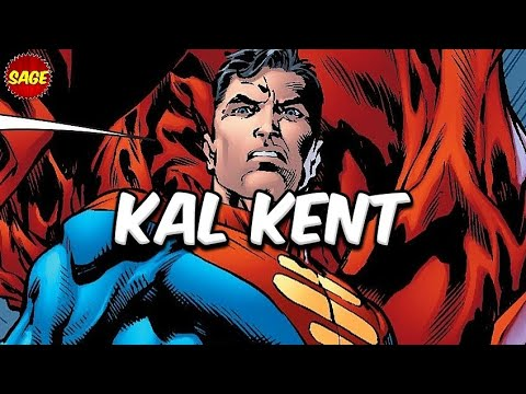 Who is DC Comics Kal Kent? Powerful Future Superman