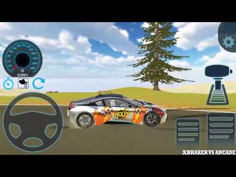 Bmw I8 Drift Simulator New Custom Vehicle Paint Android Gameplay