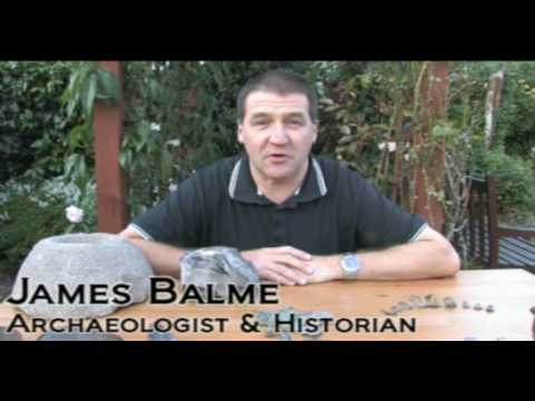 Over 30 years of unearthing ancient treasures - Archaeologist & Historian James Balme