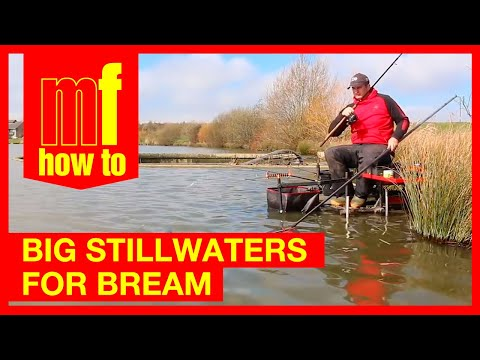Feeder Fishing - Big Water Bream - Steve Ringer