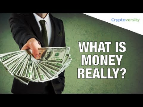 What Is Money Really? What Are Its Features? How Does The Government Force It's Use For Tax?