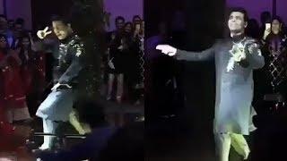 Karan Johar Funny Dance Video