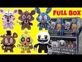 FNAF FIVE NIGHTS AT FREDDY'S Sister Location Mystery Minis Funko Toy Surprises