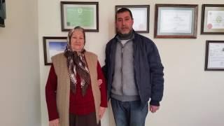 """NURSİMA AMAÇ : """"76 Yaşımda Beni Sağlığıma Kavuşturan Orhan Şen'e Sonsuz Teşekkürler.."""""""