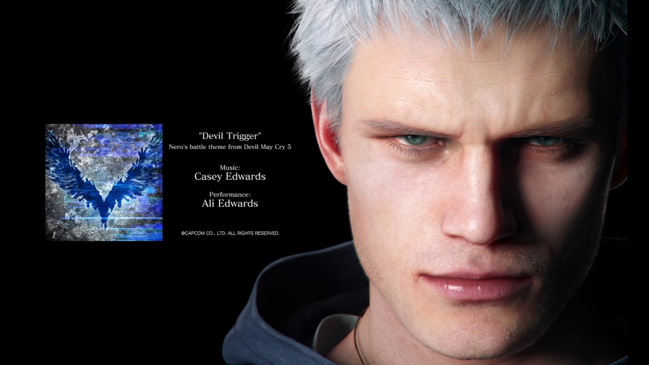 [Full Song/Official Lyrics] Devil Trigger - Nero's battle theme from Devil May Cry 5