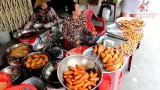 Khám phá khu Chợ ăn vặt nổi tiếng Quận 4 nơi Nghệ sĩ Việt Hương quên cả đường về