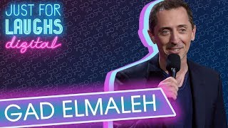 Gad Elmaleh - Living The American Dream