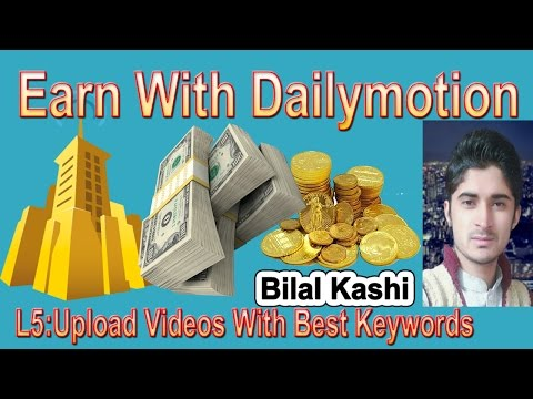 |#5|How To Upload Videos On Dailymotion With Best SEO Keywords Last Part