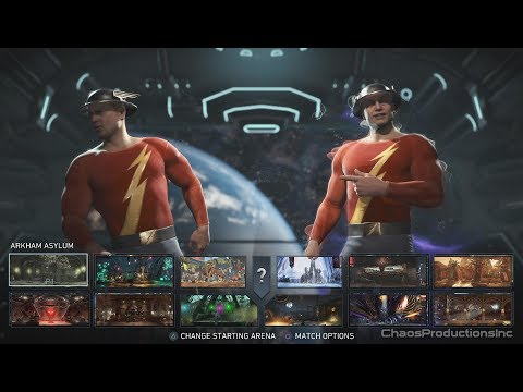 Thumbnail: Injustice 2 - All Character Select Animations
