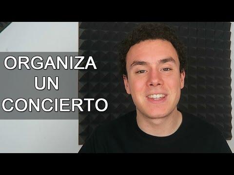 COMO CONSEGUIR CONCIERTOS PARA TU BANDA (GRUPO DE MÚSICA)