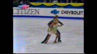 Kristy Sargeant & Kris Wirtz CAN - 2000 World Championships LP