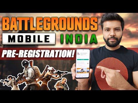 Battlegrounds Mobile India Pre Registration Live: How To Register (PUBG)