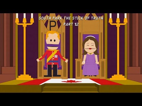 South Park: The Stick Of Truth (Part 12) - CANADA