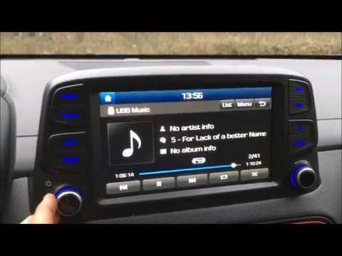Hyundai Kona Krell Premium Sound System Sound Check Youtube