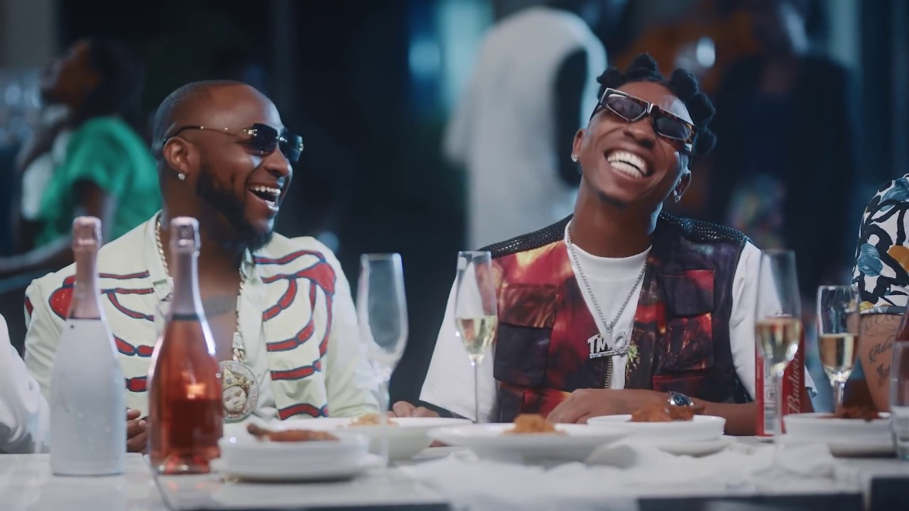 Mayorkun - Betty Butter feat. Davido (Official Video)