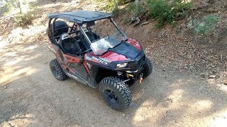 2015 Polaris RZR 900 EPS Trail, 6,000 mile owner update