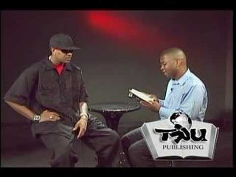 Bestselling author C-Murder talks with Conversations