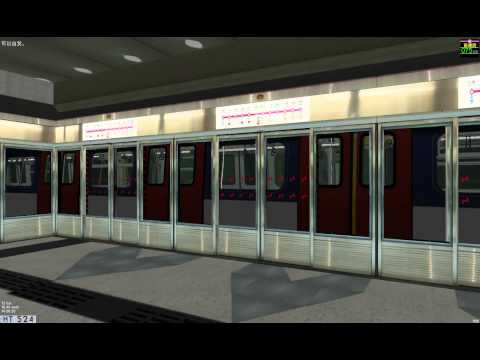 [OpenBve] KCR West Rail Line (TUM-HUH)