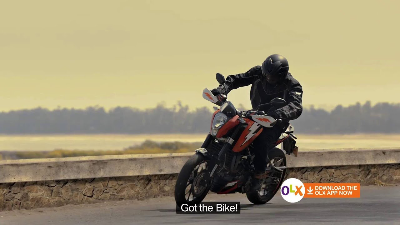OLX Appa and the Bike | Kannada | 35 Sec