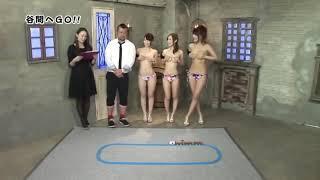 HD.Японское шоу +18.Голые девушки .