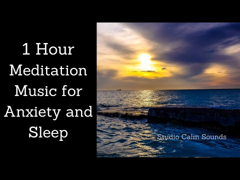 Meditation Music for Anxiety and Sleep | Stress Relief | Calming Music | Sleep Easy Relax
