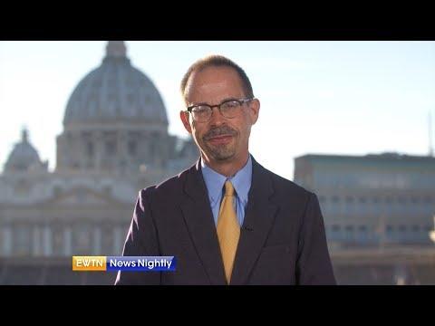 """The Diplomatic Apple of the Eye for the Vatican"" - ENN 2018-02-15"
