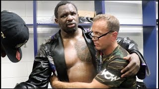 'HE WAS NO CHUMP' - DILLIAN WHYTE DISCUSSES RIVAS WIN w/ MARK TIBBS & REACTS TO CHISORA STUNNING KO