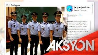 Miyembro ng PCG Auxialiary