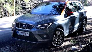 Seat Arona Xcellence 1.0 TSI 85kW (115HP) Review